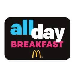 Breakfast All Day All Day Breakfast At Mcdonalds Charlene Chronicles