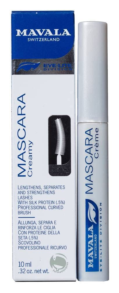 Mavala Mascara V L Noir 10ml mavala m 225 scara de pesta 241 as 10 ml negro