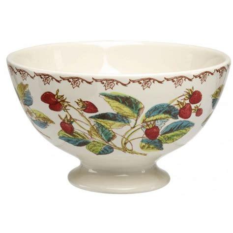bol fleur fraise des bois comptoir de famille provence
