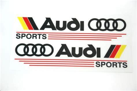 Audi Sport Logo Aufkleber by Souq Audi Sport High Quality Car Mirror Stickers Decal