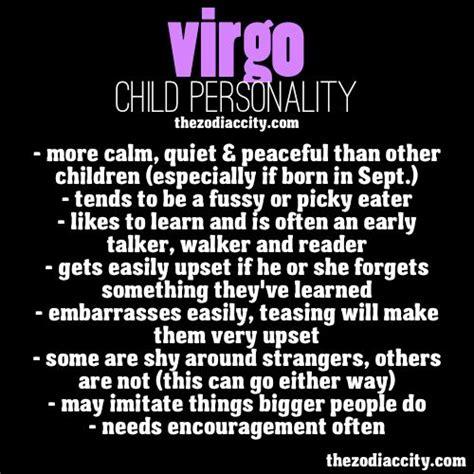 virgo child personality savannah jane pinterest