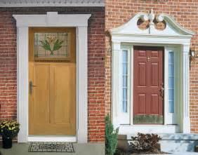 Exterior Front Door Trim Molding Fypon Door Surrounds Fypon Door Molding Door Trim Accent Building Products