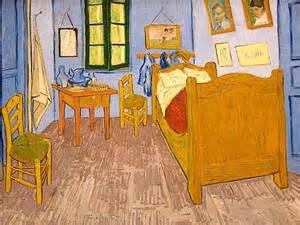 vincent van gogh the bedroom paper dali november 2011