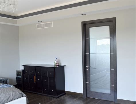 Home Interior Doors Black Interior Doors For And Stronger Home Design