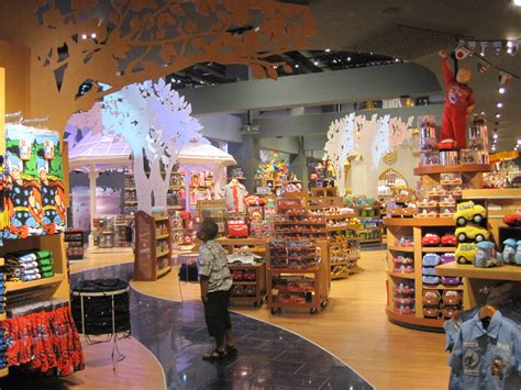 Disney Store City Floor - who needs disney world we ve got a brand spankin new