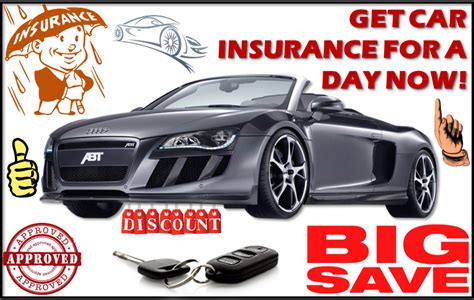 Cheap Car Insurance 1 Day by The Best Auto Insurance For One Day Car Insurance For A