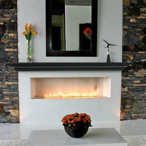 types  fireplace mantel shelves  choose  ideas
