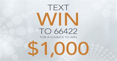 Text Instant Win - 2017 piercing pagoda instant win text win to 66422 now