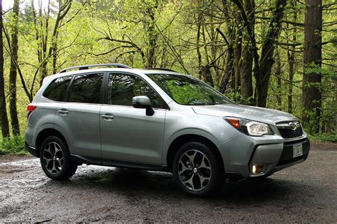 red subaru forester 2015 2015 subaru forester xt review digital trends