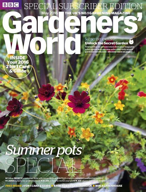 best gardening magazines 82 best magazine covers images on gardening