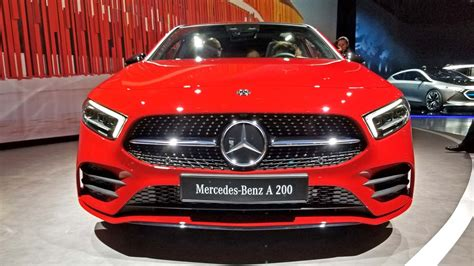 pictures of 2019 mercedes 2019 mercedes a class preview