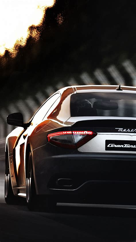 Top 10 Best Car Wallpapers For Mobile by Maserati Granturismo Best Htc One Wallpapers