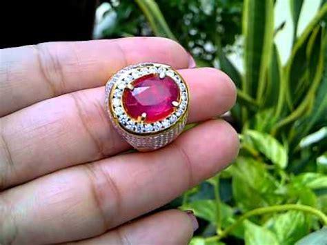 Pecah Seribu Merah Siem Small Hq batu mulia ruby asli birma dengan harga selangit doovi