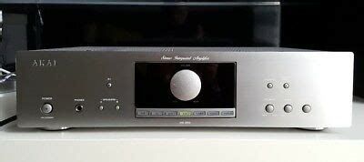 Akai Am 55 Digital Integrated Amplifier Eur 73 00