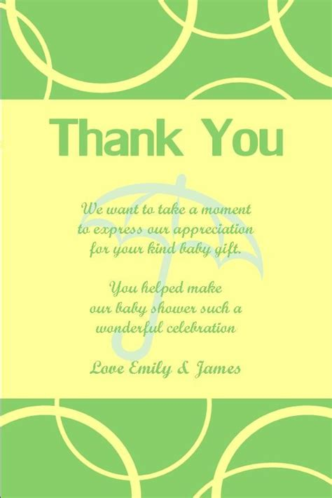 thank you phrases for baby shower cutiebabes baby shower thank yous 31 babyshower