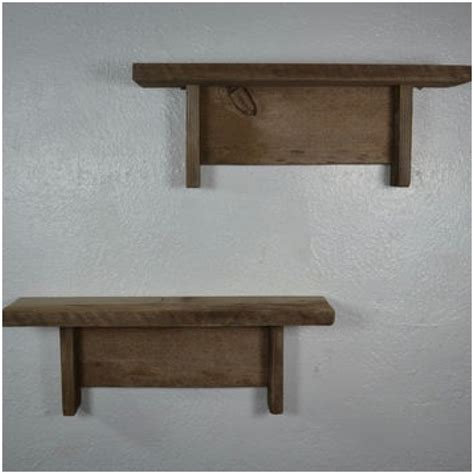 wooden wall shelves small wood shelf for wall