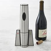 Image result for electric wine bottle opener