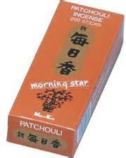 Morning Patchouli 50 Sticks morning patchouli incense 200 sticks