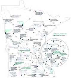 St Cloud State Campus Map by Minnesota State Campuses