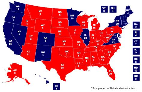 map us election 2016 2016 election map images