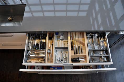 kitchen solutions modern kitchen drawer organizers