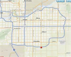 east valley zip code map