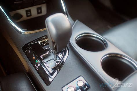 Toyota Avalon Shift Knob by 2016 Toyota Avalon Hybrid Limited Review Web2carz