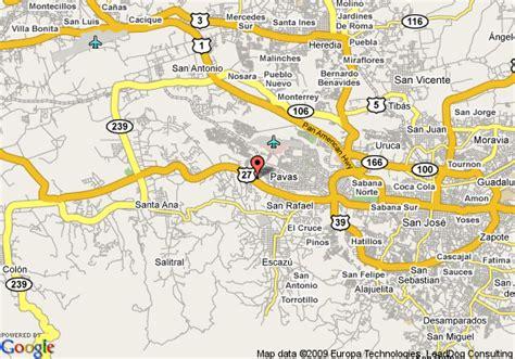 san jose marriott map courtyard by marriott san jose escazu costa rica deals