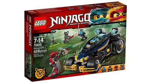 7 Lego Toys For 2010 by Look At 7 Sets For Lego S Ninjago 2017 Line News