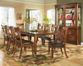 Dining Room Furnitures Get Ready To Host Thanksgiving Dinner With Modern Dining