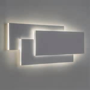 Modern Wall Lights Astro Lighting Astro Edge 560 Modern Minimalist Led Wall