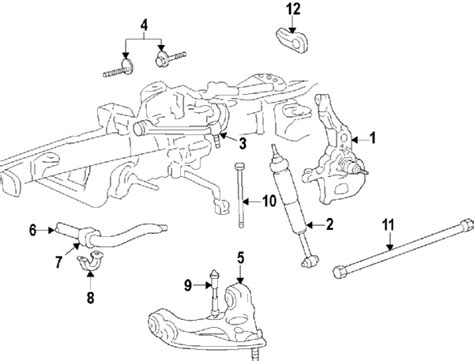 2000 ford ranger parts diagram 2003 ford ranger front suspension diagram pictures to pin
