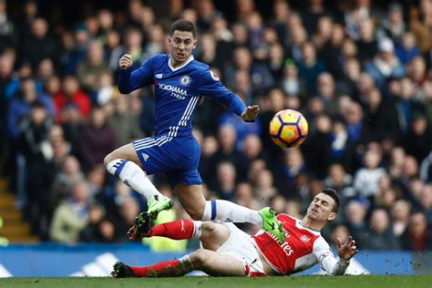 arsenal vs chelsea 2017 chears premier league chelsea overpower arsenal to