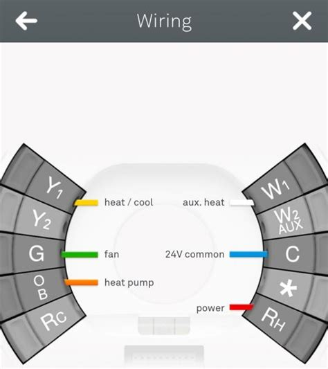 home thermostat wiring home get free image about wiring
