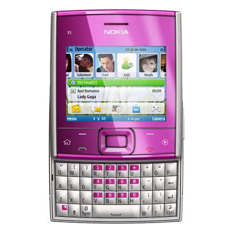 Hp Nokia X5 fitur dan harga handphone nokia x5 terbaru