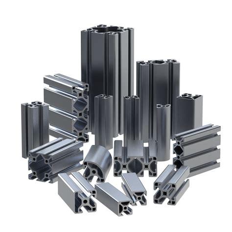 Aluminum Framing System and Aluminum Extrusion Profiles ...