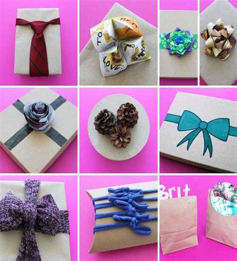craft ideas for gifts 30 creative decorating ideas for gift boxes