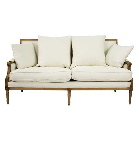 st germain french country natural oak louis xvi white