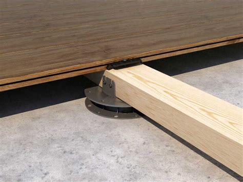 pavimentazione terrazze ferramenta per pavimentazioni in legno sistema di