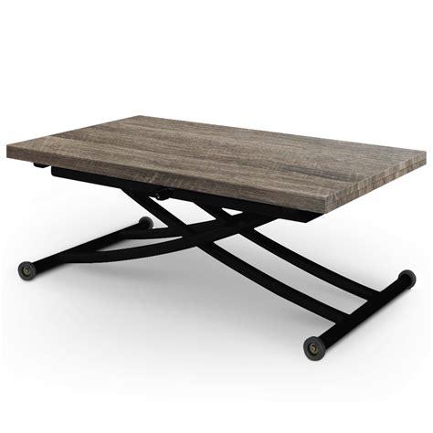 table basse manger table relevable vintage tables relevables topkoo