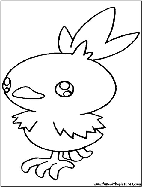pokemon coloring pages torchic pokemon torchic coloring pages images pokemon images