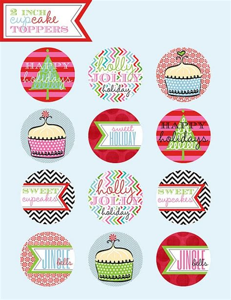 printable card toppers free 542 best free printables parties circles and cupcake