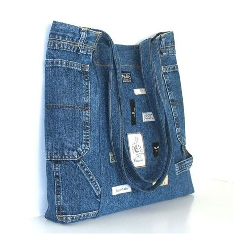 Baglis Delia Tote Bag Blue 1000 images about 2 denim recycled totes bags