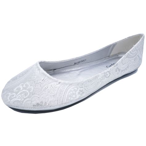 Flat Bridesmaid Shoes by Flat Silver Slip On Wedding Bridesmaid Comfy