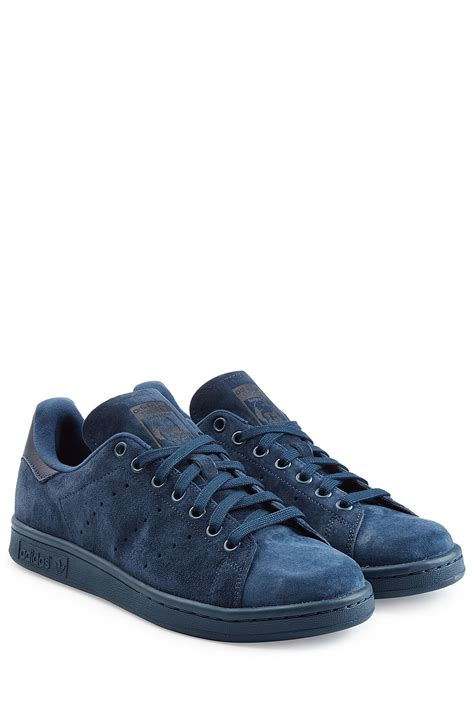 Nike Smith Suede Slip On Abu adidas originals stan smith suede sneakers blue in blue for lyst