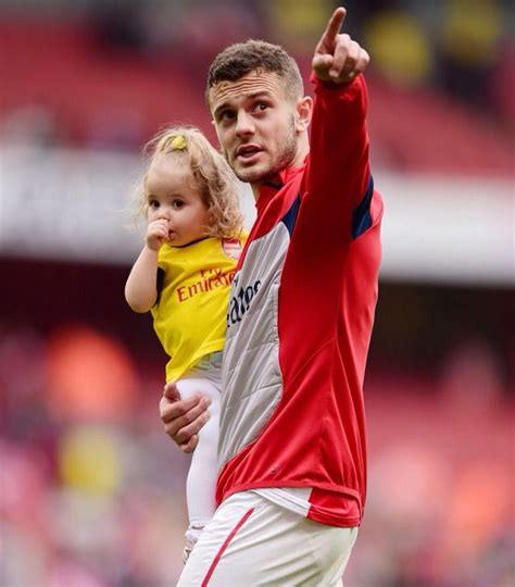 jack wilshere baby 100 best arsenal players and their kids images on