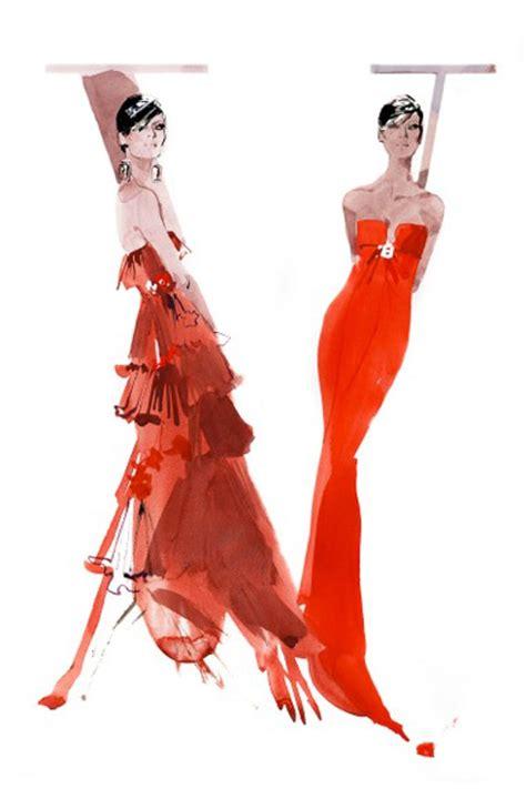 fashion illustration valentino 163 best david downton images on david downton