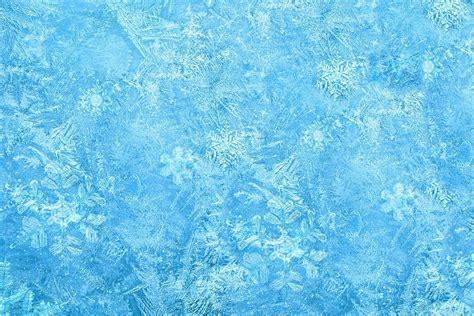 Frozen Winter Pattern Background Board Decoration Decor