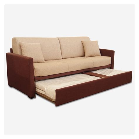 sofa double beds online sales double sofa bed extractable icaro