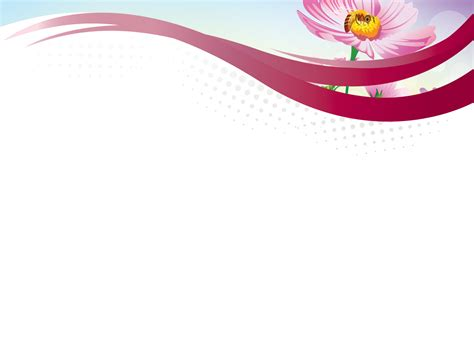 free abstract powerpoint templates pink green abstract powerpoint